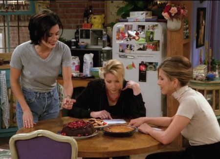 The One With The List Tv Episodes Photo U1