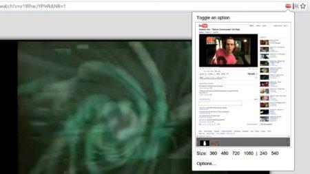Oculta partes de la interfaz de YouTube, incluso anuncios en el vídeo, desde Chrome