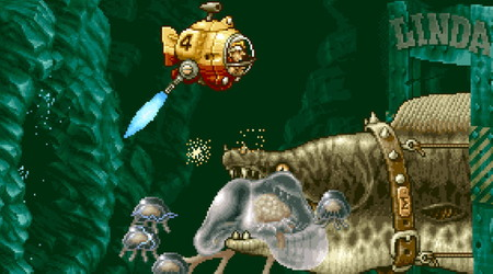 El día que Metal Slug 3 homenajeó a In the Hunt, la mejor recreativa sobre submarinos