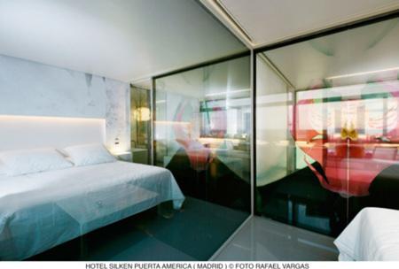 hotel puerta am rica jean nouvel. Black Bedroom Furniture Sets. Home Design Ideas
