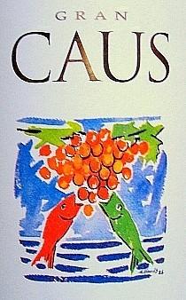 Can Ràfols dels Caus, Gran Caus Blanc 2005