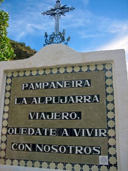 Pampaneira, quédate