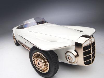 Así es el Mercer-Cobra 1965, el Cobra de cobre