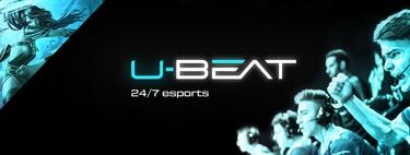 U-BEAT, la nueva plataforma de Mediapro para esports, tendrá 3.000 horas de contenido y un canal de pago