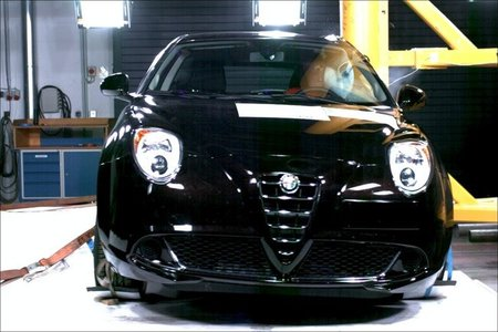 Alfa Romeo MiTo - EuroNCAP