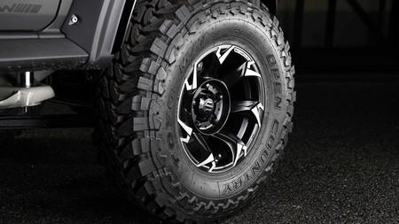Suzuki Jimny Black Bison By Wald 3