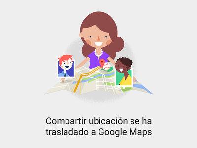 Google+ ya no deja compartir la ubicación en tiempo real, ahora tendrás que usar Google Maps