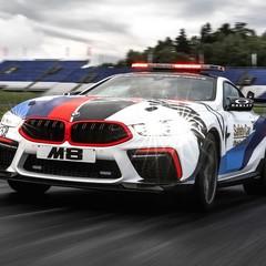Foto 10 de 12 de la galería bmw-m8-moto-gp-safety-car en Motorpasión México