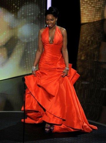 Jennifer Hudson zapatos Oscar 2011