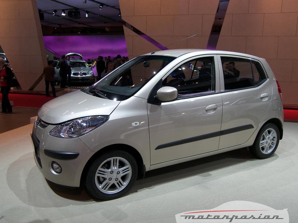 Foto de Hyundai i10 en el Salón de Ginebra (3/6)