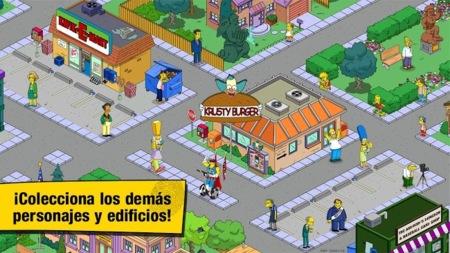 Los Simpson: Springfield para Android