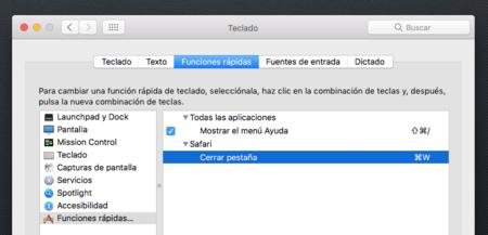 Funciones Rapidas Teclados Mac 2