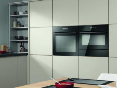 AEG apuesta por electrodomésticos más eficientes y con cuidados diseños en su línea Black Line Collection