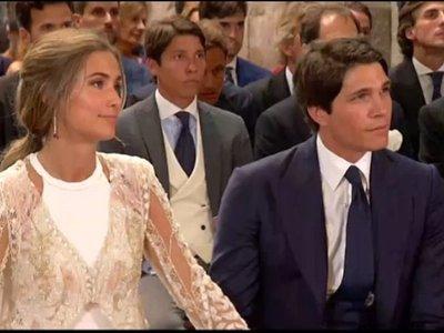 María Pombo se casa con Pablo Castellanos: así ha sido el peinado y maquillaje de su boda