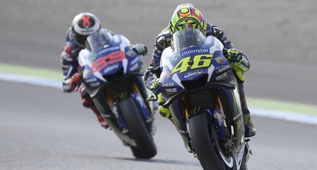 Rossi Lorenzo Gp Japon 2016 Motogp
