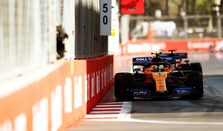 Lando Norris Baku Formula1 2019