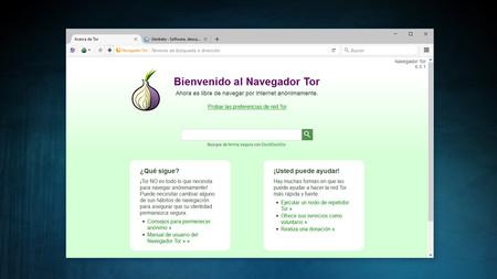 Cómo navegar de forma anónima en Internet con Tor Browser