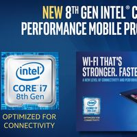 La 8a generación de procesadores Intel para portátiles se actualiza con hasta 16 horas de autonomía, pero nuevamente bajo 14nm