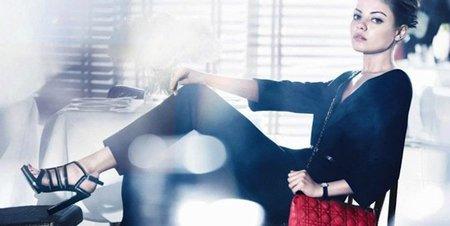 Dior presenta su nueva musa: Mila Kunis