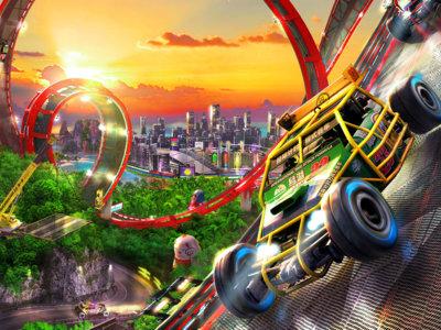Análisis de Trackmania Turbo, el juego que devuelve la conducción arcade a las consolas