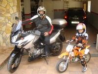 Listado con todas las motos del carné A2