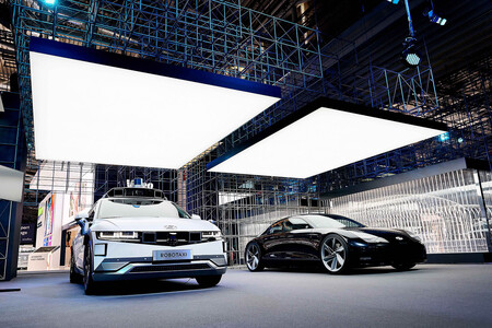 Hyundai Electrico Salon De Munich