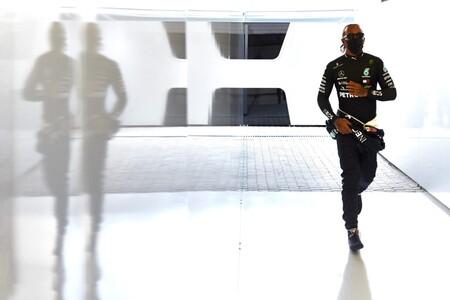 Hamilton Rusia F1 2020 5
