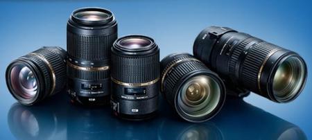 Tamron ha presentado tres objetivos para cámaras Micro Cuatro Tercios, DSLR Full Frame y Canon EOS M