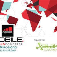 Esta es la agenda del Mobile World Congress, para que no te pierdas ninguna conferencia