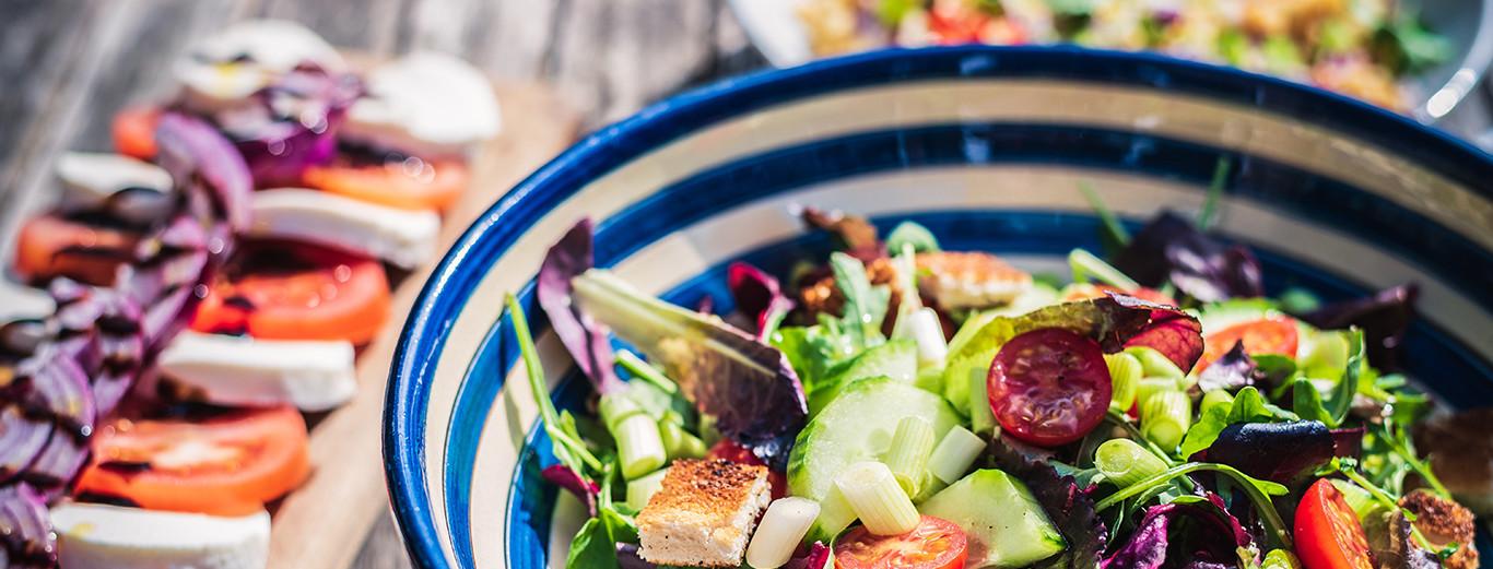 Rapidas ligeras verano y cenas de recetas