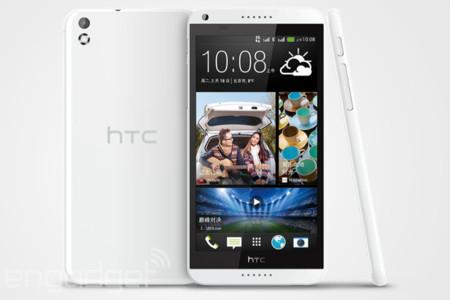 HTC Desire 8, ¿primer fruto de una nueva gama media?