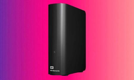 Amazon te deja el disco duro de sobremesa Western Digital Elements Desktop de 8 TB por sólo 149 euros con envío gratis