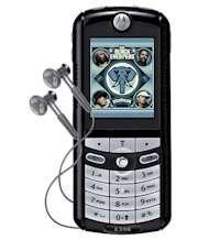 Push-to-talk en el Motorola C698p