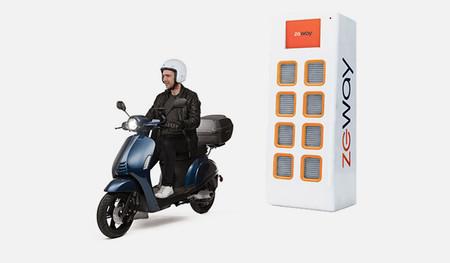 París será la primera capital europea con una red de estaciones que permita recargar un scooter eléctrico en 50 segundos