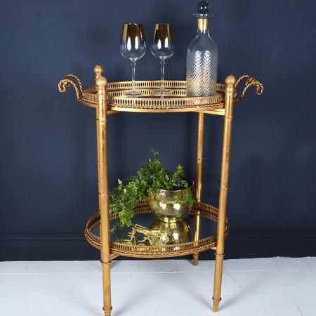 Mesa de bebida