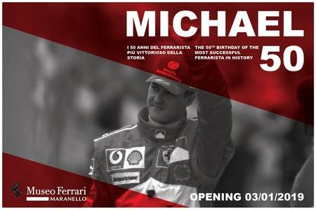 Museo Ferrari Michael Schumacher