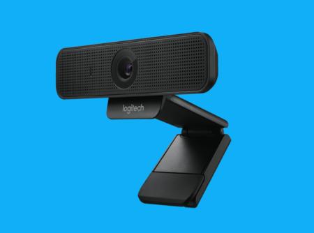 """Una webcam """"profesional"""" para videollamadas de calidad FHD rebajadísima: la Logitech C925e por menos de 100 euros en PcComponentes"""