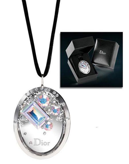 Sautoir Gloss Cristal Boréal de Dior. Regalo de lujo