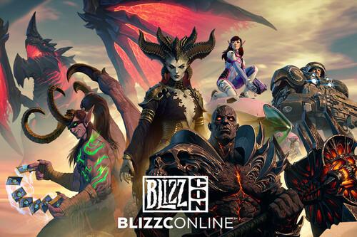 BlizzConline: fechas, jornadas, previsiones y todo lo que sabemos sobre la Blizzcon 2021