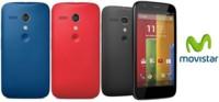 Precios Motorola Moto G con Movistar