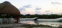 Restaurante Río Nizuc en Cancún. Un pescado con herencia maya