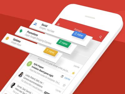 Gmail para iOS finalmente se ha actualizado a la pantalla del iPhone X y acepta cuentas de terceros