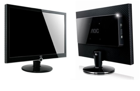AOC 2230Fm HD3, monitor con visualización de fotos y vídeo