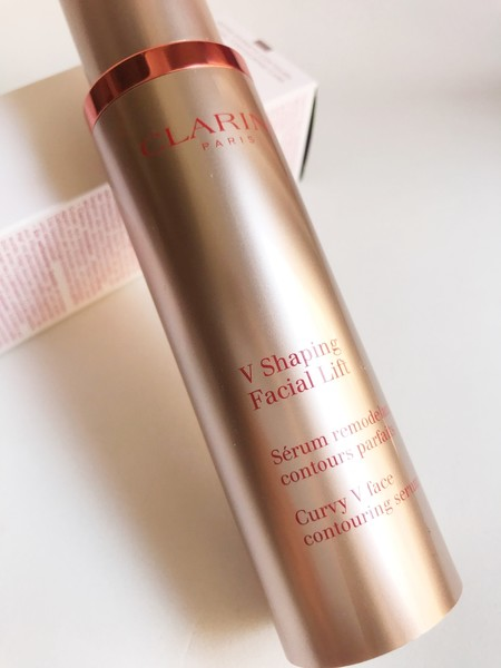 V Shaping Lift Clarins 3