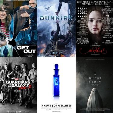 Las 28 mejores películas de 2017