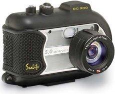 SeaLife DC500, para hacer fotos bajo el agua