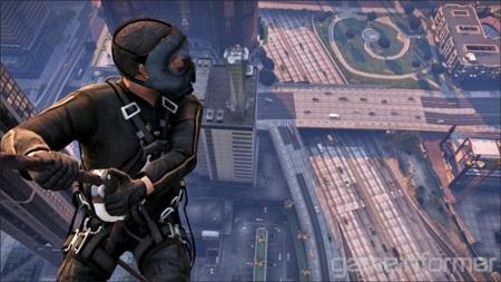 Si queréis una nueva galería de imágenes del 'Grand Theft Auto V', aquí la tenéis