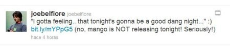 Dia 1 sin Mango, próxima parada el 15 de septiembre