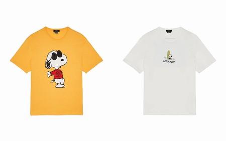 Snoopy Vuelve A Convertirse En El Personaje Mas Cool Del Verano Con La Nueva Propuesta De Bershka