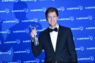 No solo hubo deporte en los premios Laureus 2014